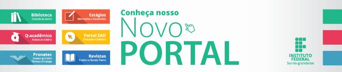 Novo Portal IFSUL